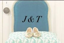 J + T / by Anne Book