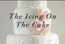 The Icing on the Cake / by Anne Book