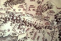 Middle Earth <3 / by Nicole Green