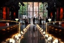 vegas wedding | aisles with style / Stylish wedding aisle ideas from real Las Vegas weddings / by Little Vegas Wedding