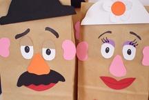 Kids: Crafts / by Blanca Rosado-Diaz