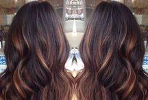 Hair Style Ideas / by Elizabeth Touchette