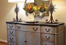 Furniture Ideas / by Brenda Munn