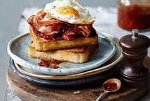 i love b r e a k f a s t / fabulous breakfast and brunch ideas / by Sam Linsell | Drizzle and Dip