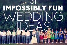 Wedding Ideas / by Melissa Hudson