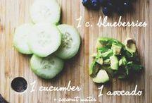 Skinny Foods. / Low Cal/Vegan Foods. / by Krista Smith