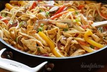Weight Watchers Recipes / by Maria Duncan