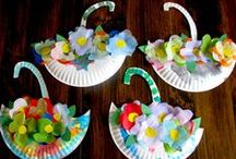 Spectacular Spring Crafts / by Maria Duncan