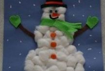 Winter Crafts / by Maria Duncan