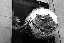Disco. Fanciness. Shiny things. / by Victoria Elizabeth Barnes