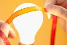 Random Good Ideas / Why didn't I think of that? / by Victoria Elizabeth Barnes