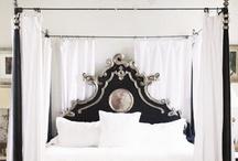 Headboards & Bedrooms / by Victoria Elizabeth Barnes