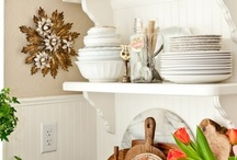 Kitchen Ideas / by Pam Holloway