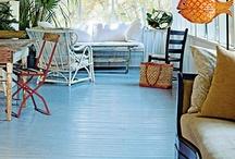 Painted Floors / by Victoria Elizabeth Barnes