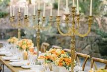 Table Settings & Party Decorations / by Victoria Elizabeth Barnes