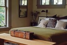 Bedrooms / by Kay Kay Larson