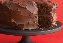 CHOCOLATE CAKES / by Criss Tinna (Alimenta)