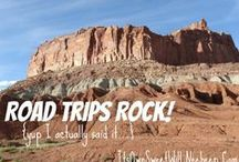 RoadTrippin' / More people should do this!!  Try it. / by Lisa Taylor@ItsOwnSweetWill.Neebeep.Com