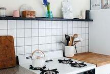 in the kitchen / by Jennifer Czajka
