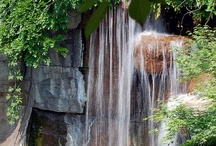 Fountains & Waterfalls / by Kimberly Baxter