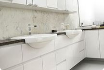 Gloss Bathrooms / by Moores Kitchens & Bathrooms