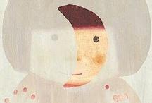 Illustration / by Nohemí Mata