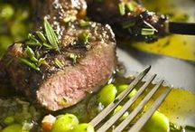 Father's Day Recipes / On this national day of rest for dads, let dad relax and kick back as you do all the cooking! Or cook together with these great summer recipes.  / by The Culinary Institute of America
