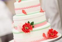 Cakes and Cupcakes / Need cake decorating inspiration? Look no further than The Culinary Institute of America. Our students are creating beautiful desserts every day!  / by The Culinary Institute of America