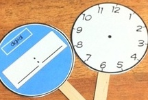 Topics - Telling the time & Daily Routines / by Xisca Capellà