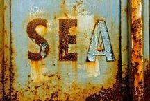 ***DoWn To ThE sEa*** /  sailors, schooners, sandpails, scrimshaw,figureheads & sailor's valentines / by Jerry Eastin