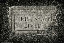 oLdE gRaVeStOnEs and sPiRiT pHoToS*** / by Jerry Eastin