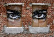CoMe PaINt On My WaLL! / street art and ghost signs from around the world. / by Jerry Eastin