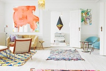 Living Spaces / by Amber Corbi