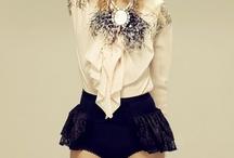 Fashion I like. / by Mari Rey