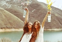 Beautiful Bohemian  / for my inner hippie.  / by Amber Corbi