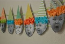 Kid Parties and Gift Ideas / by Rilee Feaster