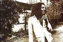 Bob Marley / by Rilee Feaster