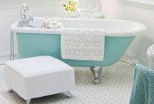 Breathtaking Bathrooms / by Amber Corbi