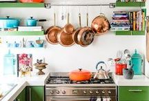 Enticing Kitchens / by Amber Corbi
