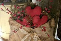 Holiday Decor - Valentine's Day / by Susan Dudsic