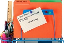 Classroom Ideas / by Linda Brandt