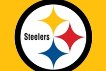 Black and gold girl / Win, lose or tie.... Pittsburgh Steeler till I die / by Sabina Bowman Trent ⚓️
