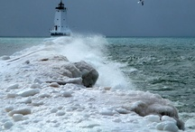 Michigan The Great Lakes State / Pure Michigan  Spring Winter Summer and Fall a beautiful state indeed. / by Colleen Cooper