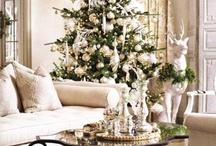 Joyeux  Noel  / by Adella M Castles & Cottages