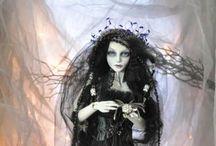 Handmade dolls / by Sabrina D.