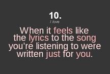 Music~ The Shorthand Of Emotion / by Cassandra Cisneros