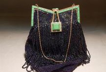 ANTIQUES BAGS / Handbags and purses / by Nadia Giroldi
