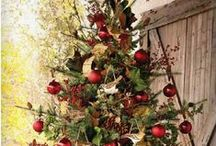 CHRISTMAS TREES / The Most Beautiful and Creative Christmas trees on the web.  / by Lesley&Denise@ Chaotically Creative