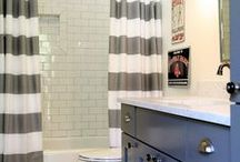 Design: Boy's Bathroom / by Lesley&Denise@ Chaotically Creative