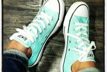 Converse Love / by Lesley&Denise@ Chaotically Creative
